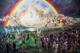 HUKO BWANA AJAPO – (Yesu Kristo ni yeye yule jana, leo na hataMILELE…