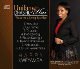 Album Mpya ya HappyKweyamba